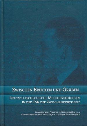 Zwischen Brücken und Gräben – Cover