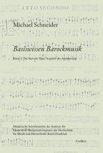 Basiswissen Barockmusik